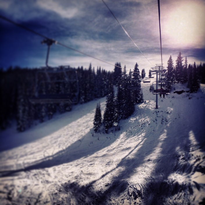 Vail Opening Day conditions