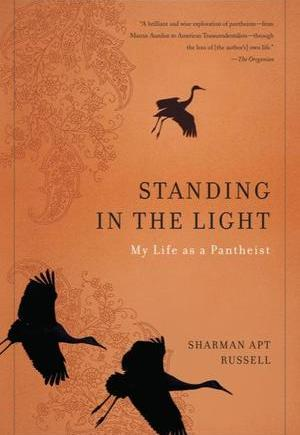 Standing in the Light Pantheist book