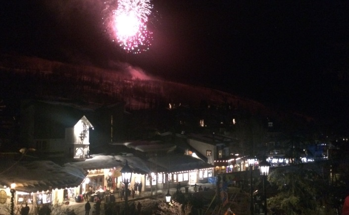 Vail 2015 World Championships Fireworks