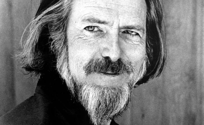 Philosopher Alan Watts