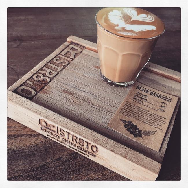 Risetto Ristr8o Instagram Latte Art