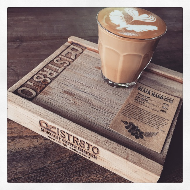 Risetto Ristr8o Instagram Latte Art