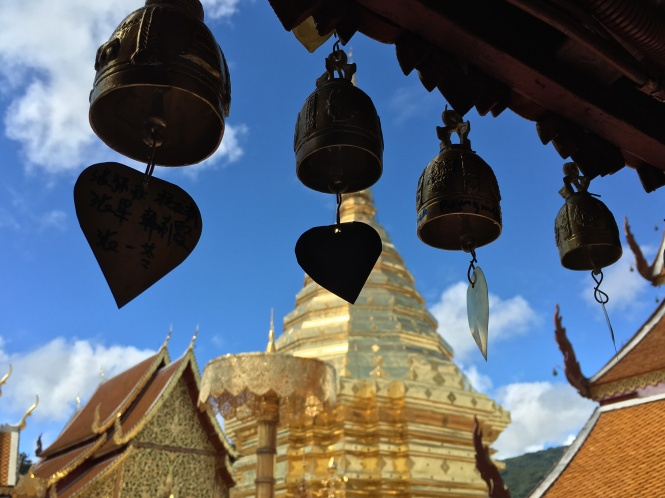 Doi Suthep bells