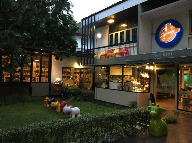 Best coffee shops chiang mai