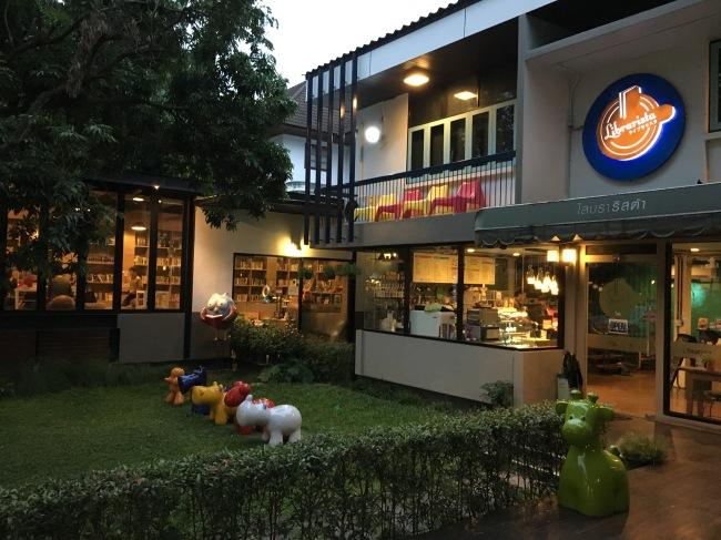 Best coffee shops chiang mai