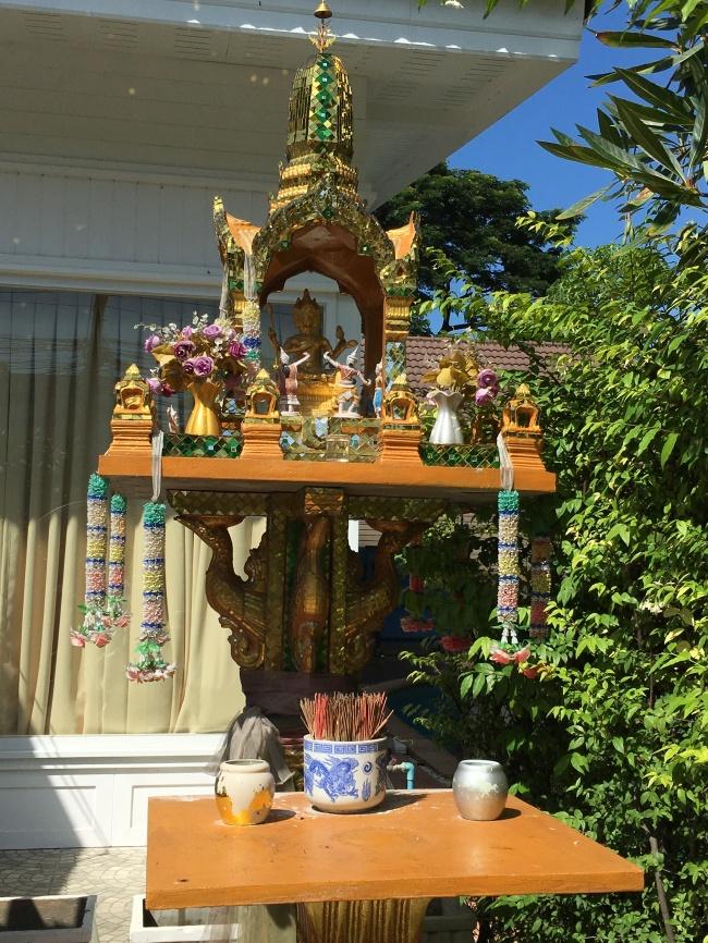 Thailand Mini Shrines