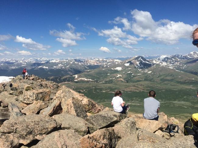 Colorado Rocky Mountains 14er
