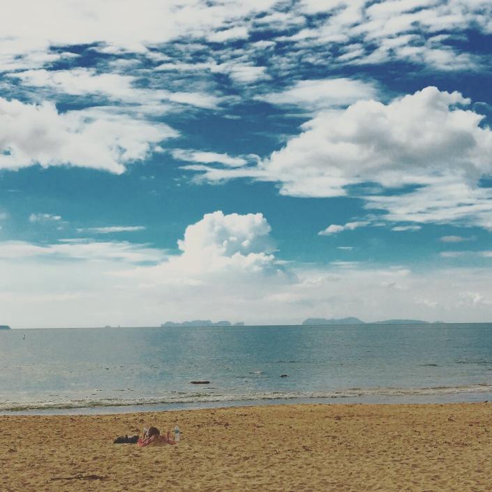 Phrae Ae beach ko Lanta Thailand