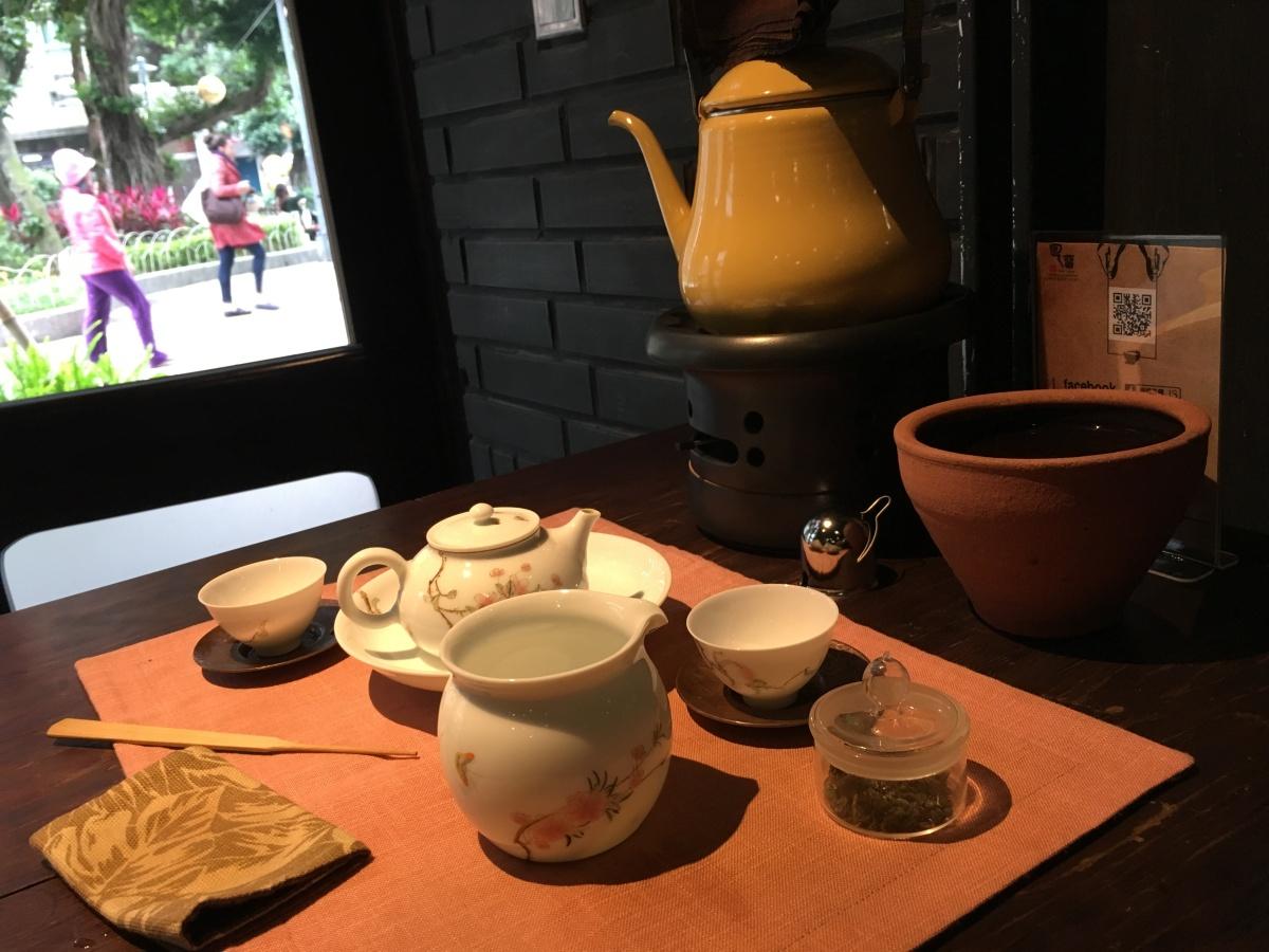 Traditional Taiwanese Tea