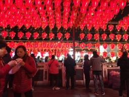 Red Chinese Lanterns