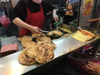 Taipei street vendor