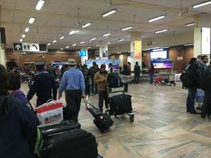 Nepal Airport Baggage Claim