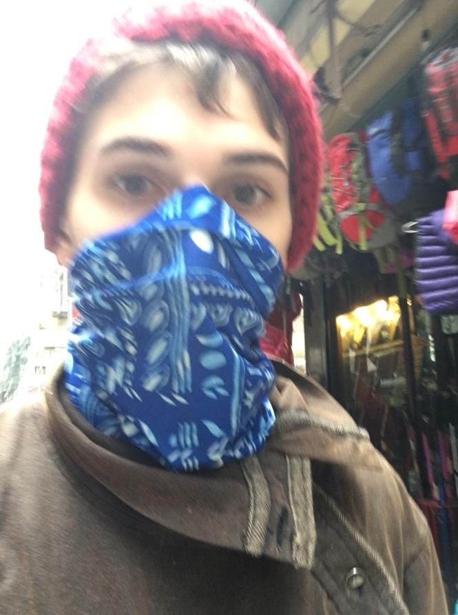 Kathmandu Selfie