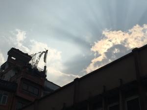 Kathmandu buildings
