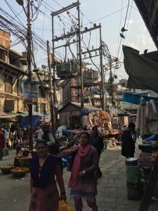 Kathmandu Power wires