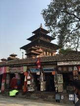 Vendors at Kathmandu Durbar Square