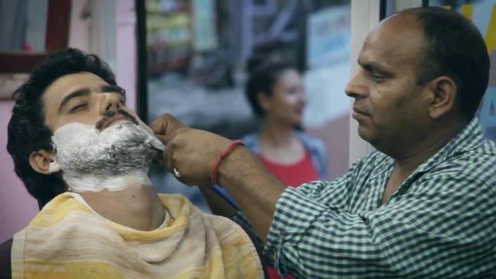 nepal barber