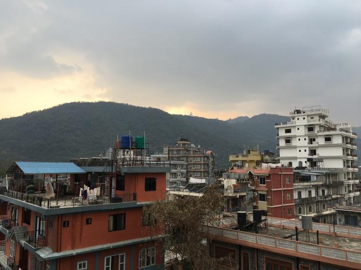 nepal buildings