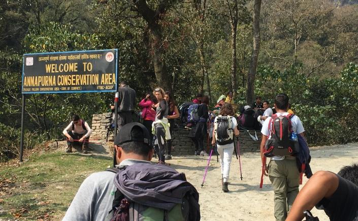 Trekking Annapurna Region