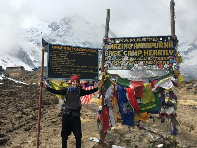 Trekking ABC Nepal