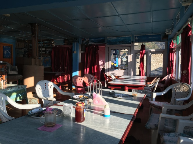 What Do Trekking Teahouses Look Like?