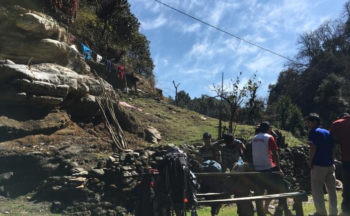 Trekking Poon Hill