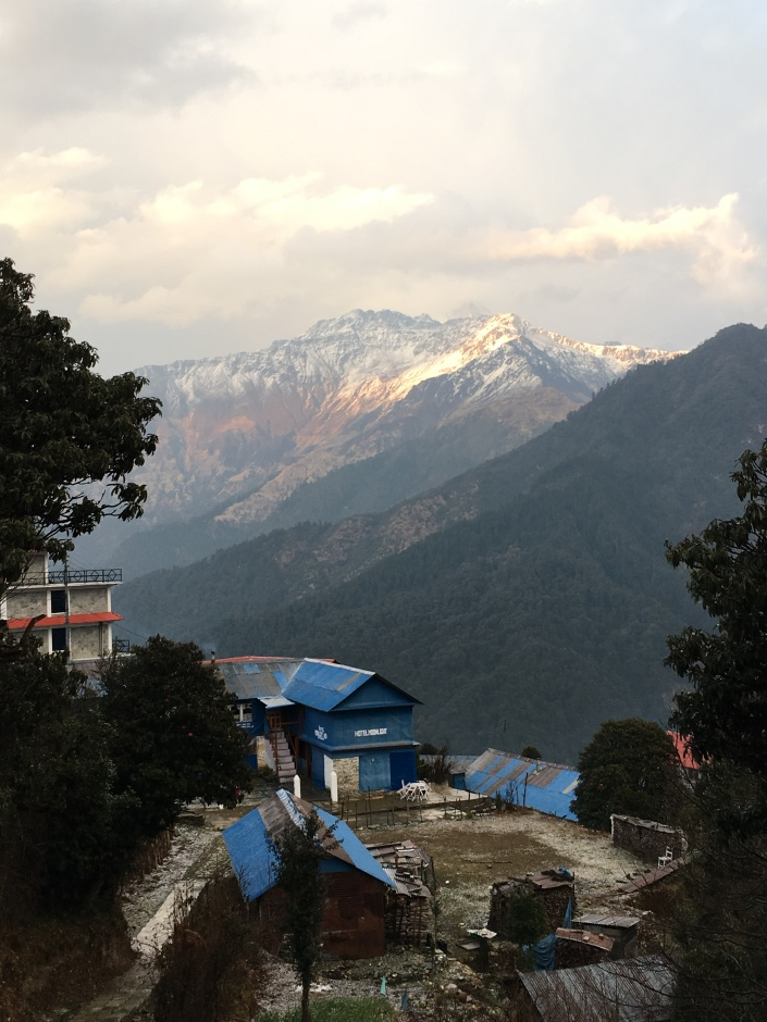 Hotel Snowland Ghorepani