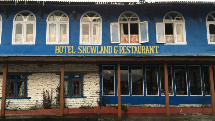 Poon Hill Hotel Snowland Lodge