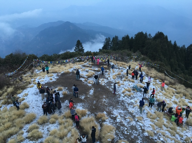 How Crowded is Poon Hill Trek
