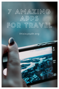 7 amazingappsfor travel