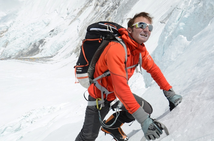 Swiss Mountaineer Ueli Steck