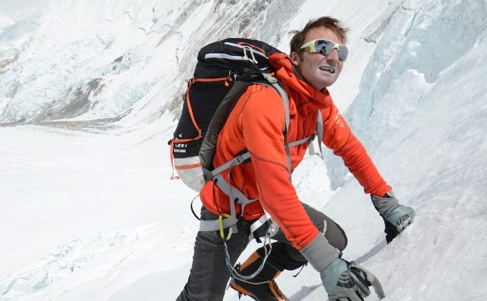 Swiss Mountaineer Ueli Steck