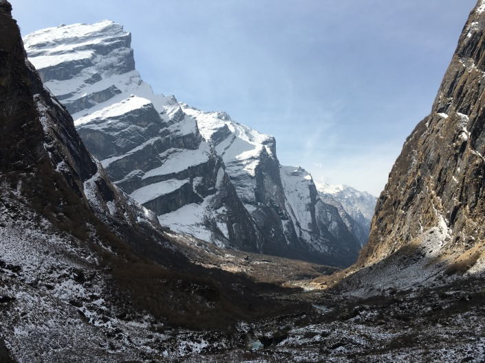 Trekking Annapurna Base Camp Valley