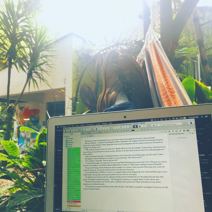 Remote Working Location Independent Lifestyle in Colombia