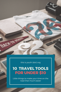 Ten Travel Tools