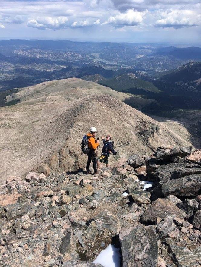 Img 6643: The Day We Climbed Long's Peak