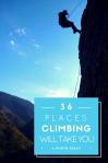 Climbing Pinterest