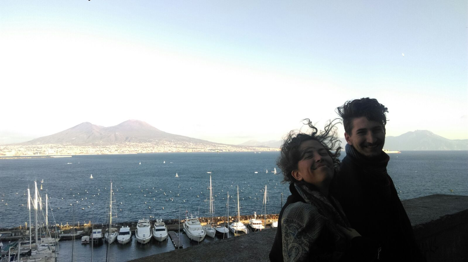 Naples Mount Vesuvius