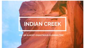 Indian Creek Creative Writing Essays
