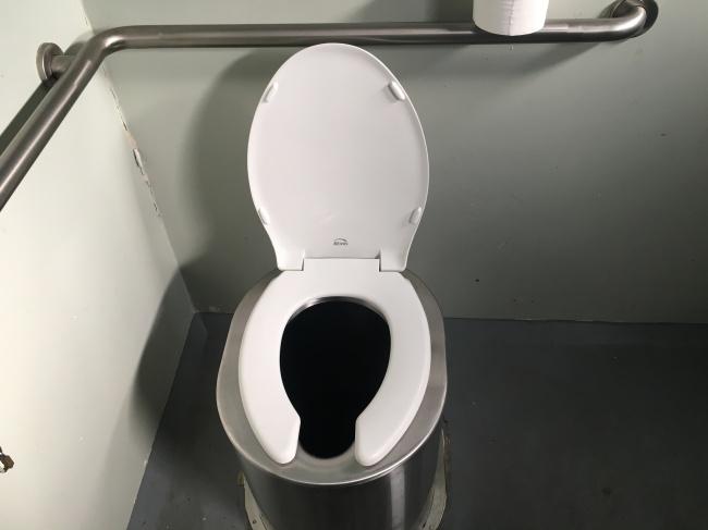 Joshua Tree National Park Bathrooms Government Shutdown