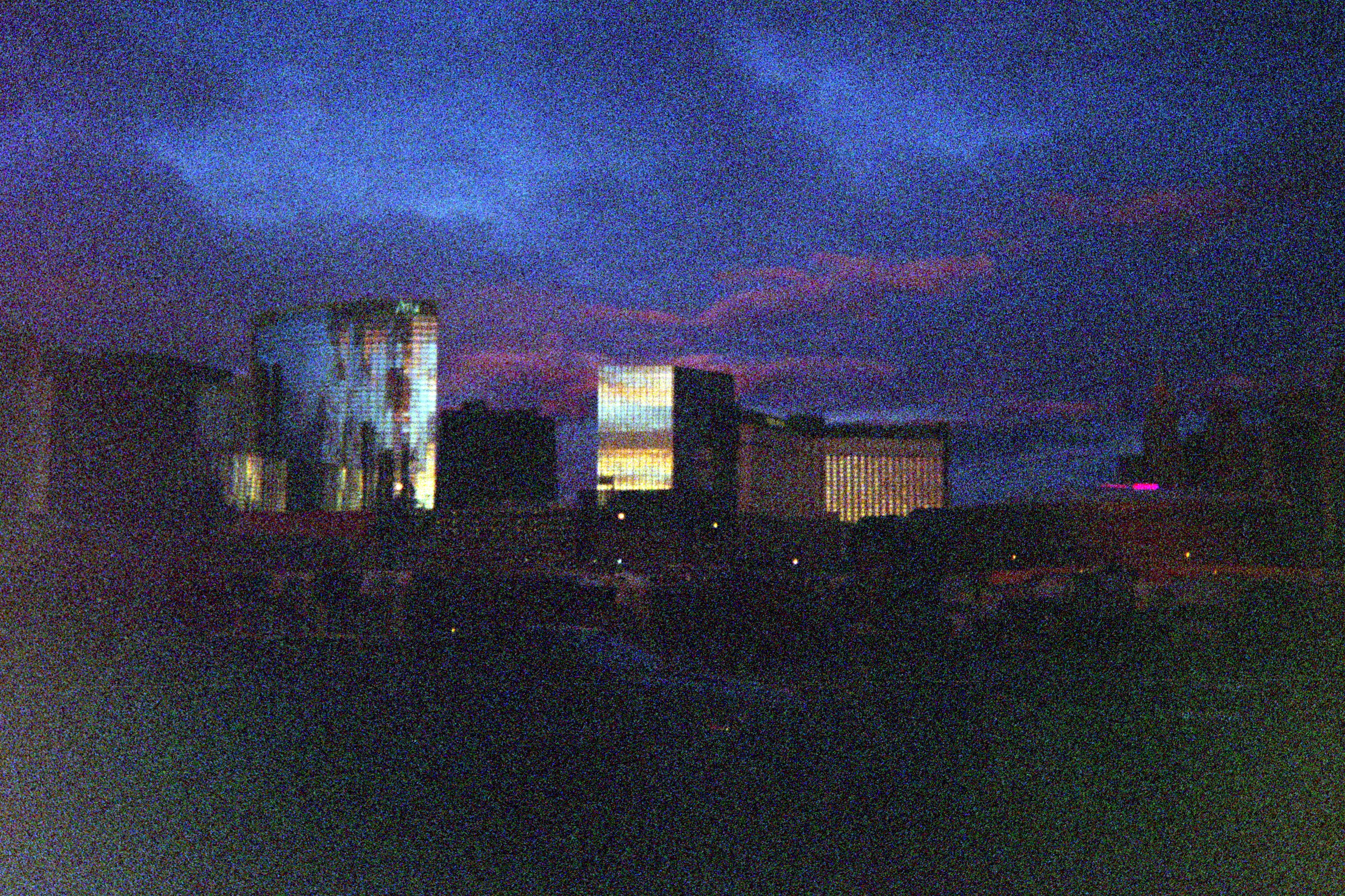 Disposable Camera Poor Performance Low Light