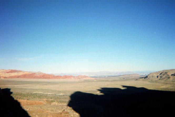 Red Rock Canyon, Las Vegas, Nevada.