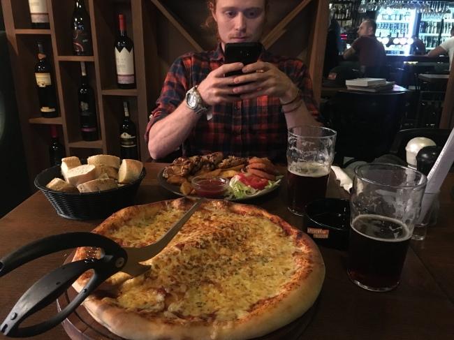 Good pizza Sarajevo